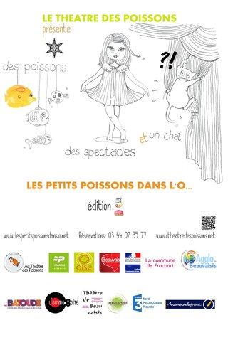 Verso du programme - Festival des Petits Poissons dans l'O... 2013