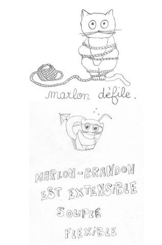 Marlon, brouillon