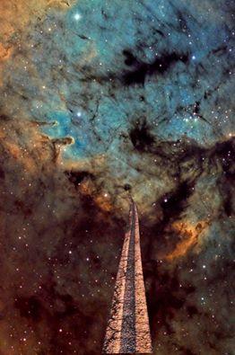 Tout droit dans les étoiles