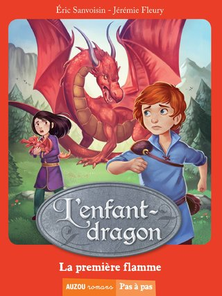 L'enfant-dragon T1