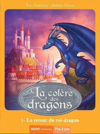 La colère des dragons T1