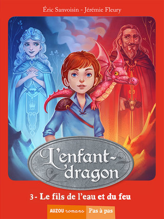 L'enfant-dragon T3