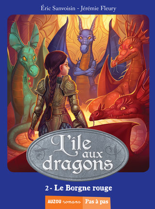 L'île aux dragons T2