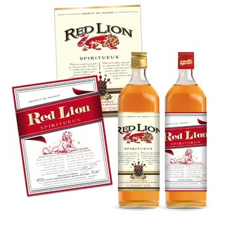 Whisky Red Lion