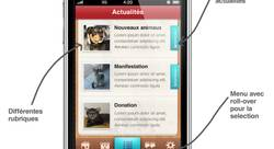 Design application smartphone - Jessica Bianconi