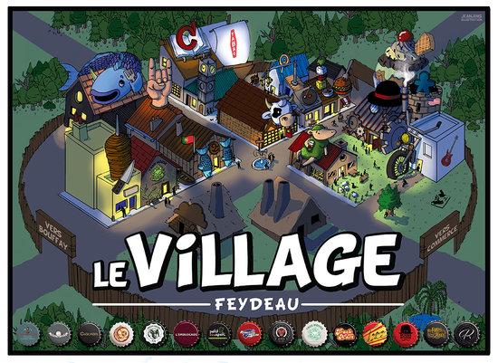 le village Feydeau