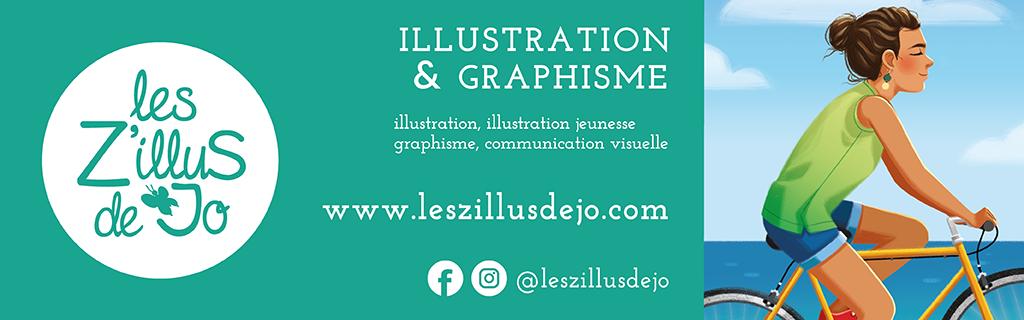 Les Z'illus de Jo - Book Portfolio