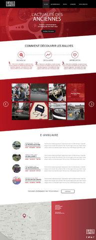 Site L'officiel des Rallyes
