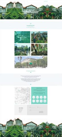 """Site pour les """"Jardins partagés"""""""