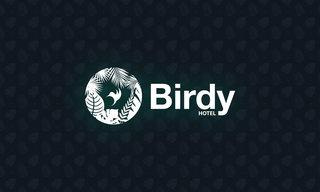 "Hotel Birdy €"" Honotel"