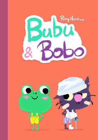 """Les Couvertures Imaginaires : """"Bubu & Bobo"""""""