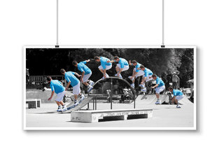 PHOTO MONTAGE ROLLER