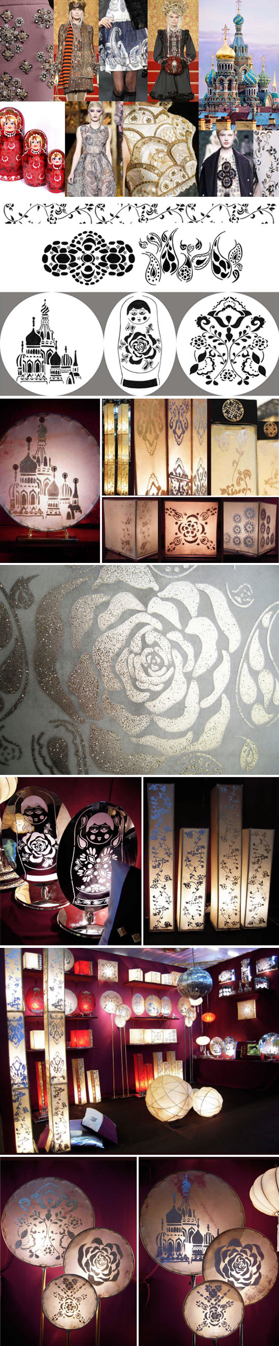 Néo Design: Collection Samarcande