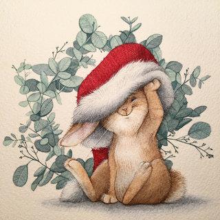Lapin Noël