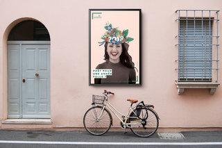 Affiche pour la ville de Ris-Orangis
