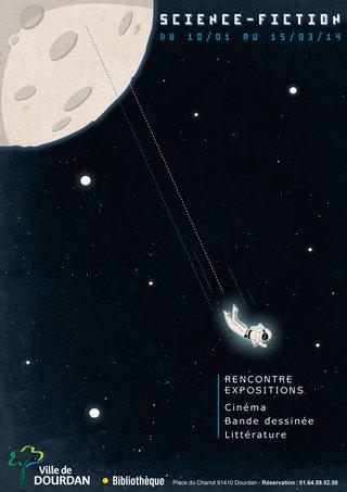 Affiche science-fiction