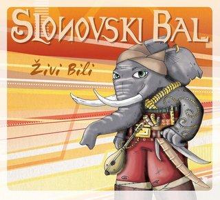 Pochette d'album pour Slonovski Bal