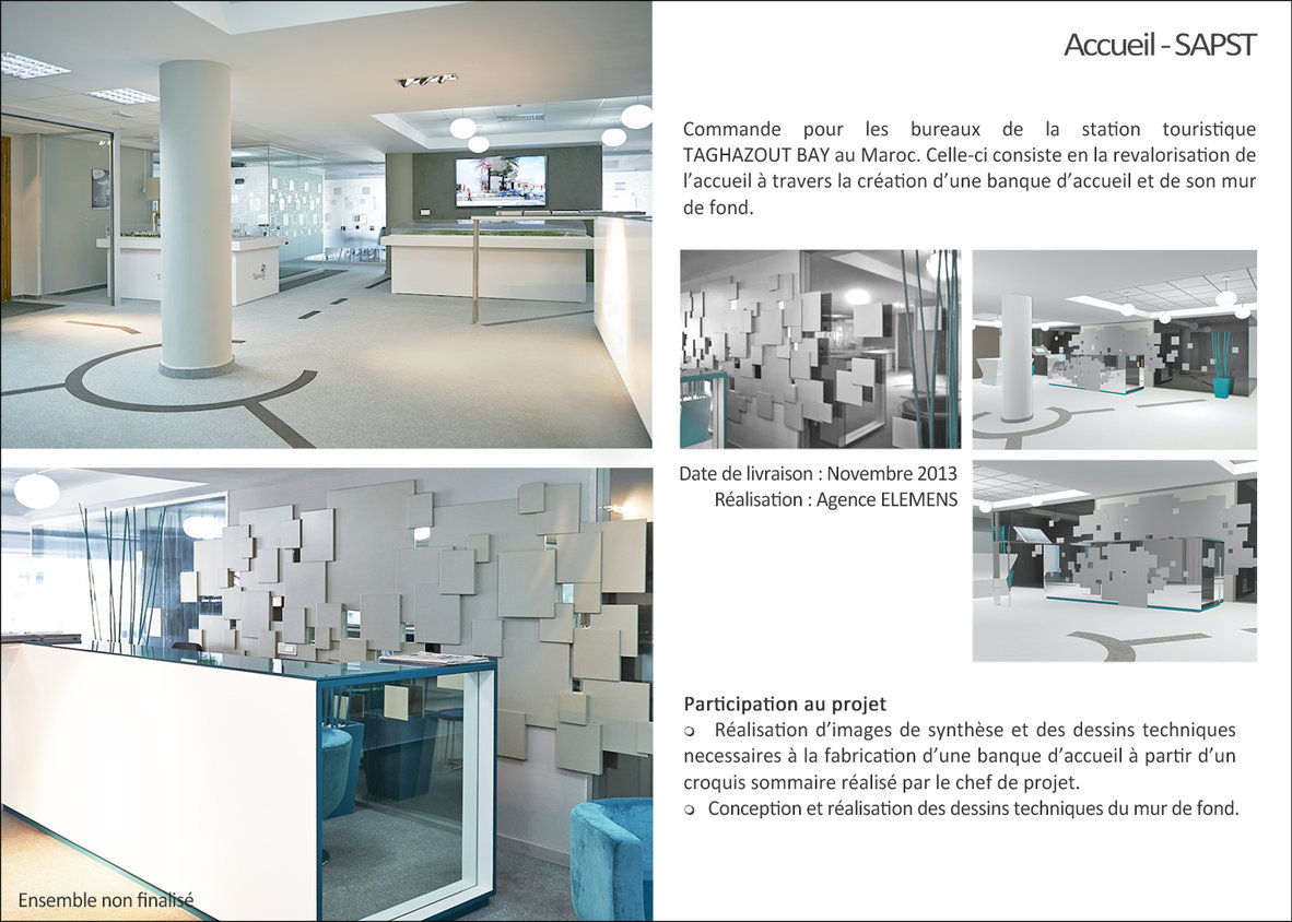 Portfolio kahina beloucif portfolio commerce - Bureau d accueil international limoges ...