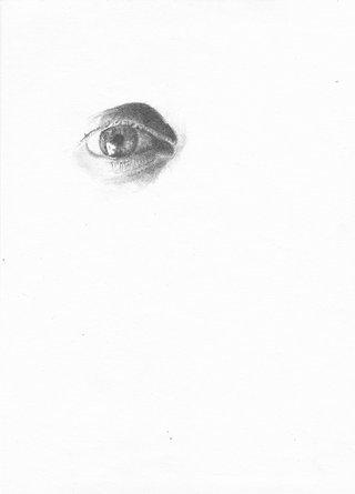 sans titre, 2014, crayon sur papier, 26,9x19,5 cm