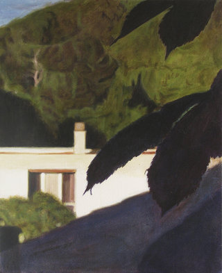 untitled I/XVI, 2016, acrylique sur toile, 50x41 cm