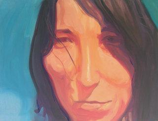 beaubourg 3, 2005, huile sur toile, 70x92 cm