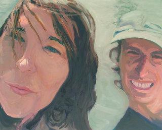 tuilleurie, 2005, huile sur toile, 65x80 cm