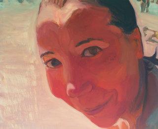 cassis, 2005, huile sur toile, 65x80 cm