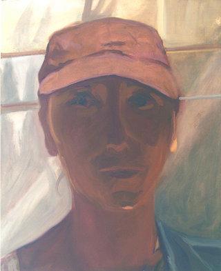 toulon, 2005, huile sur toile, 65x80 cm