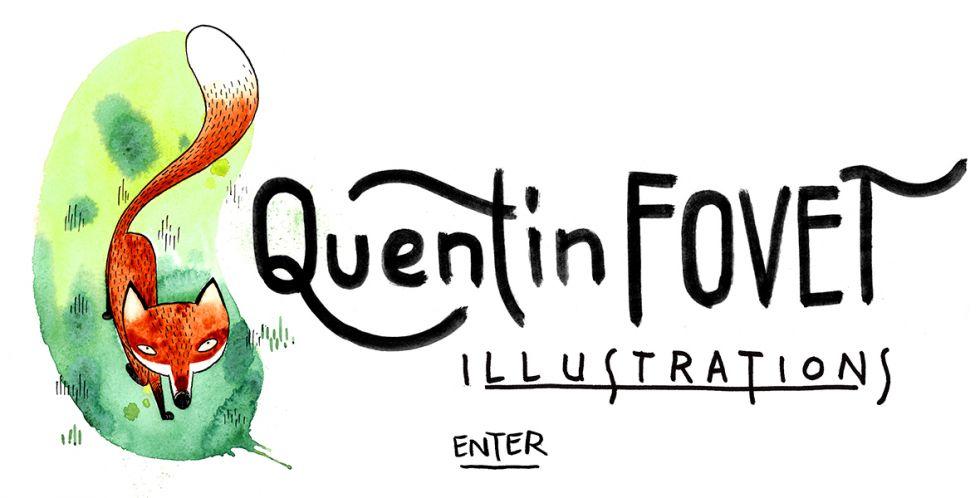 Portfolio de Quentin Fovet