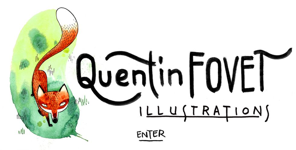 Portfolio de Quentin Fovet : Ultra-book