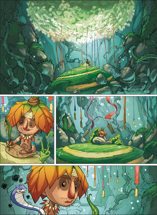 Le Petit Prince - La planète du géant - tome 9 - Glénat 2012