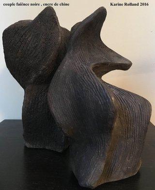 Couple (oeuvre vendue)