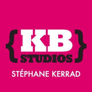 KB Studios Paris - Stéphane Kerrad - Création visuelle & design graphique - Book en ligne Portfolio