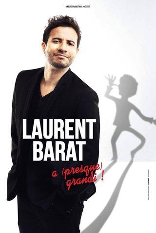 Laurent BARAT en tournée - affiches