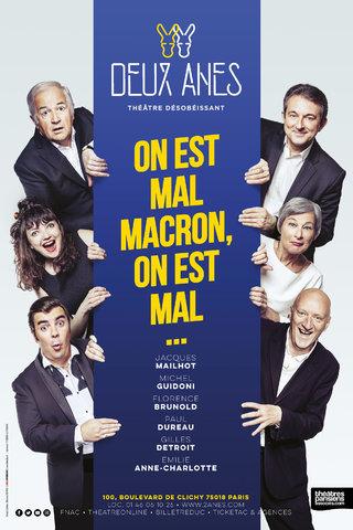 Théâtre des 2 'nes - Nouveau spectacle