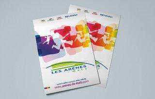Arenes de Metz - affiches