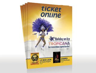 Ticket Online France