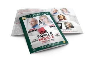 Une famille modèle - Théâtre Montparnasse