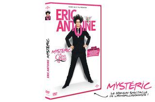 DVD Eric Antoine - Mysteric