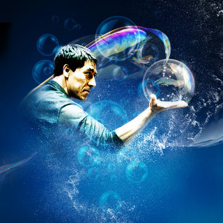 FAN YANG - Gazillion bubble show