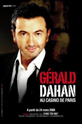 GERALD DAHAN - affiches