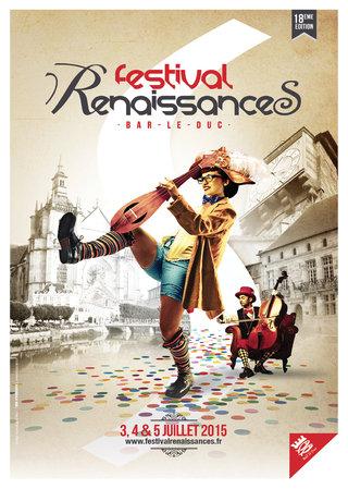 Festival RenaissanceS 2015 - Bar-le-Duc