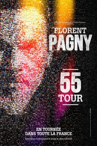 Florent PAGNY - 55 TOUR