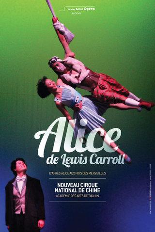 Alice - Gruber Ballet Opéra - affiches