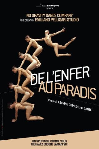 L'ENFER AU PARADIS - affiches