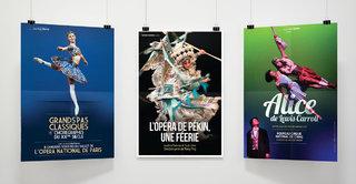 Gruber Ballet Opera - affiches