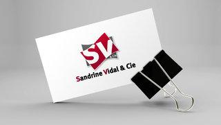 Logo Sandrine Vidal & Cie
