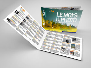 Paris Photo 2012 - Affiches et supports de communication