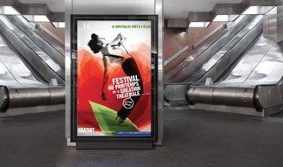 Printemps de la création théâtrale à Paris - affiches