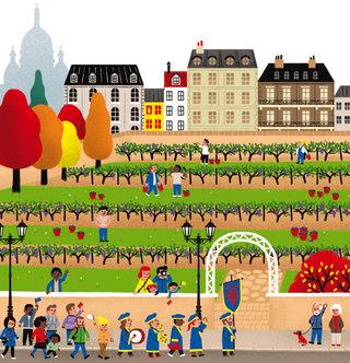 Paris (livre animé)